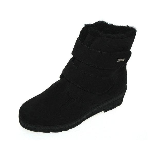 Damer, støvler - ROHDE 2944 - Sort