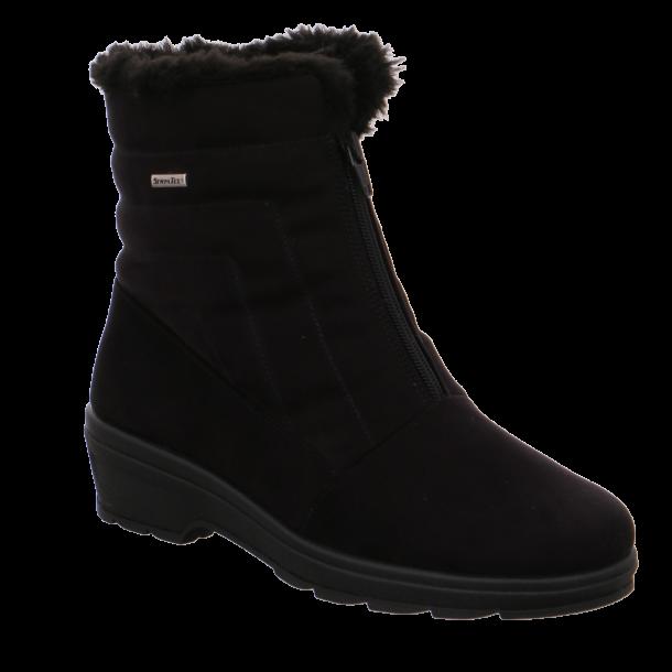 Damer, støvler - ROHDE 2946 - Sort