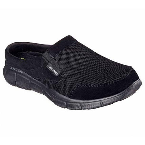Skechers slipper 51519 - Sort