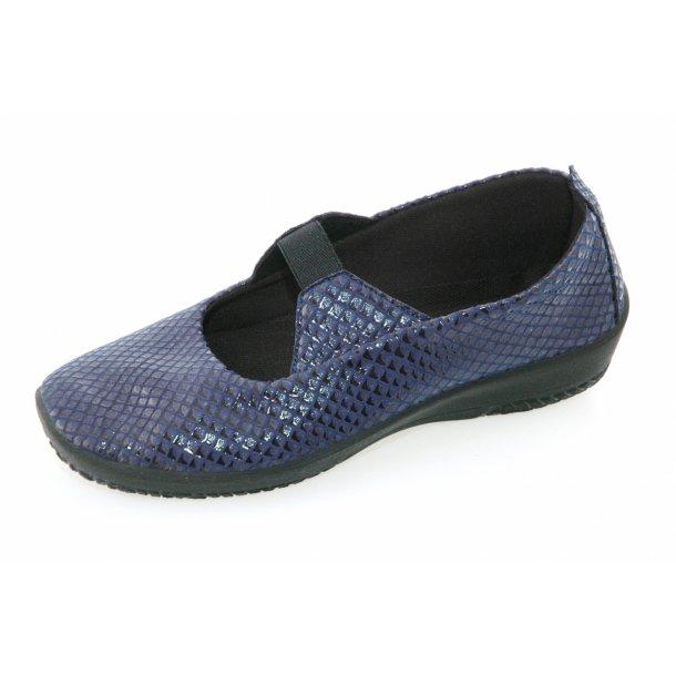 Arcopédico damesko Leina - blå