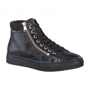 4aced88c862 Mephisto - Amber - støvle - Sort