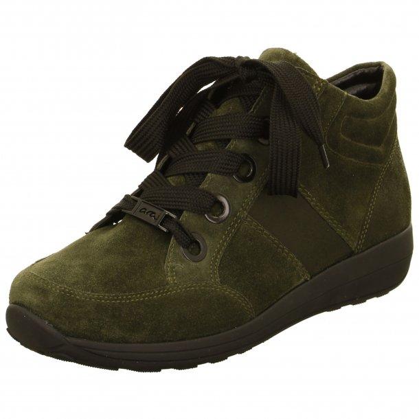 Ara støvlet 44539 med ekstra vidde - Grøn